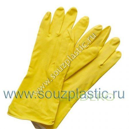 фото: Перчатки резиновые L YORK [092010]