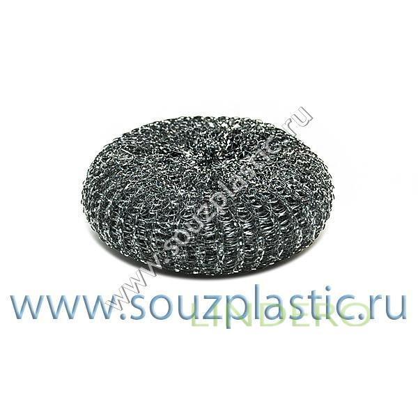 фото: Губка для посуды металлическая МЕГА YORK ЗАМЕНА 42-747 [003030]