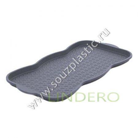 фото: Поддон для обуви черный [АС 19805000]