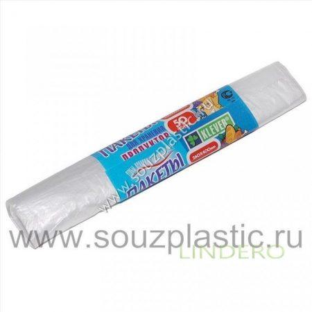 фото: Пакеты для хранения продуктов (26*40) 50шт. 6мкр [671260/264050]