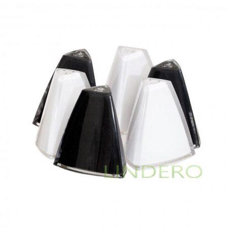фото: Набор солонок Треугольной формы 6шт [yrb177]